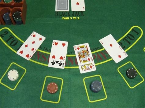 Blackjack card game rules bicycle playing cards jpg 689x514